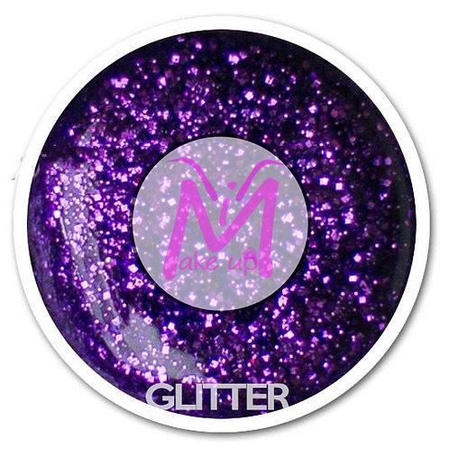 Gel Glitter iNails VIOLET 13