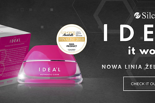 IDEA'L UV LED/LED gel Silcare