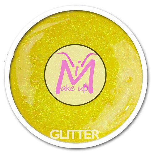 Gel Glitter iNails LEMON 24