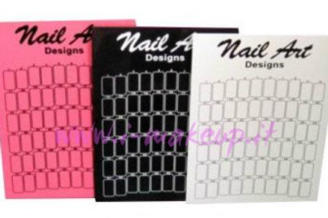 Espositore Nail Art 42 tips