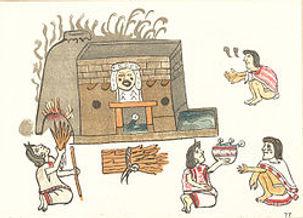 Baño azteca