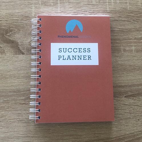 Success Planner for Phenomenal Women