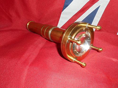 Brass Siebe Gorman torch