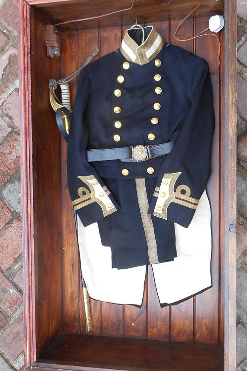 19th Century Lieutenant Doctor uniform