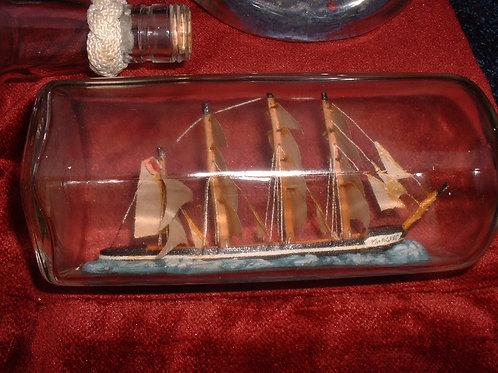 MARGARET ship in bottle