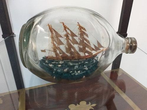 Ship in a bottle -'Lahloo'