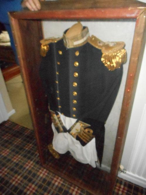 19th Century Captains' uniform