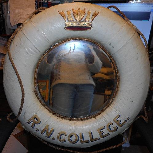 R.N College vintage life ring