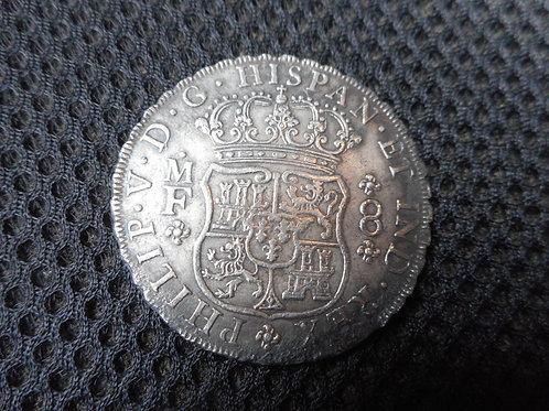 PIllar dollar. 1736. Hollandia.