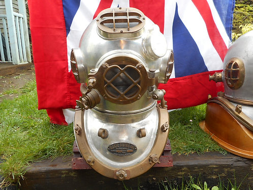 Morse Mk V diving helmet