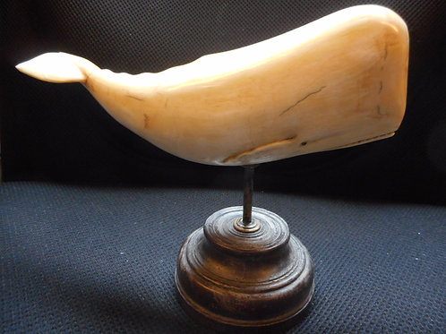 No.280 Scrimshaw sperm whale
