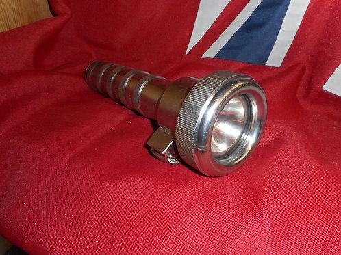 Chrome plated Siebe Heinke torch