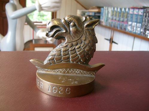 HMS Frobisher desk weight