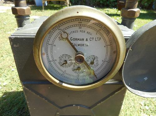 Siebe Gorman air/gas register