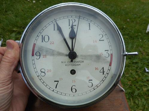Dutch Navy Radio Room clock