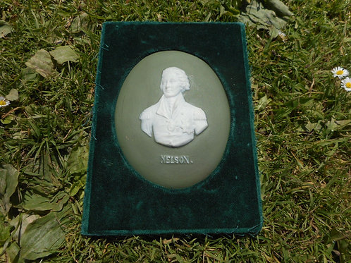 Nelson pottery plaque