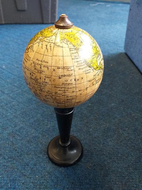 Early 20th Century globe