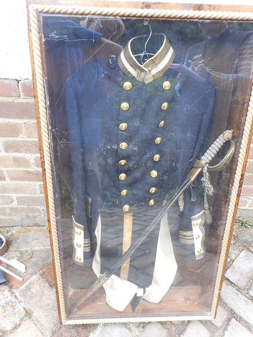 19th Century Lieutenant Commander uniform