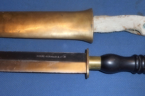 Non Magnetic divers knife by Siebe Gorman