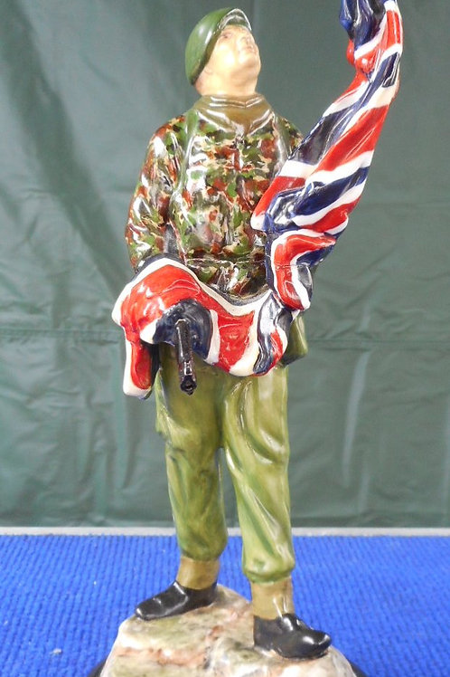Royal Marine by Michael Sutty