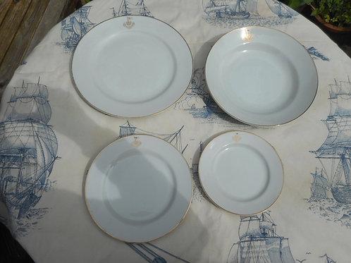 HMS Victory bone china