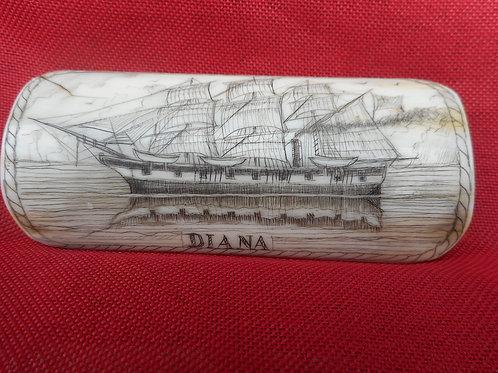 No. 374 Walrus slab 'Diana'
