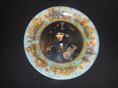 Nelson souvenir plate