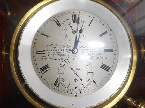 Two day marine chronometer