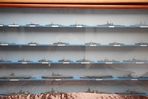 Framed Naval recognition models