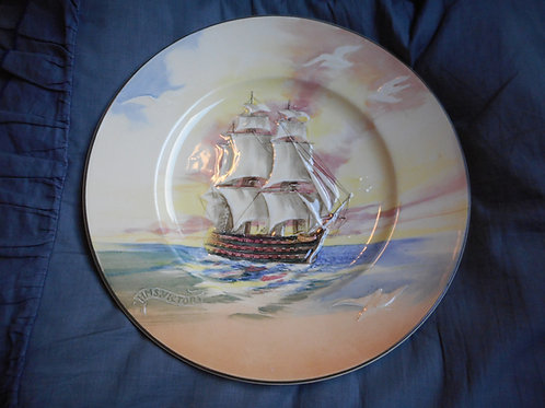 HMS Victory Royal Doulton plate