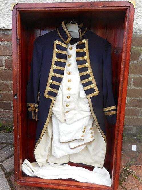 19th Century Lieutenants uniform