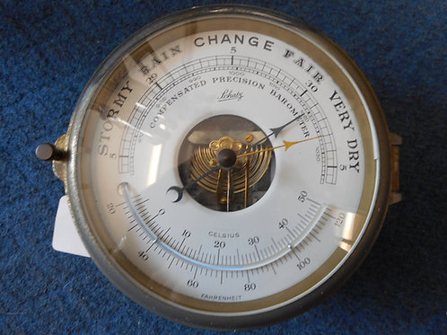 Schatz aneroid barometer