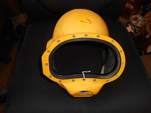 Kirby Morgan diving helmet shell