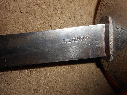 Wilkinson Cutlass in scabbard