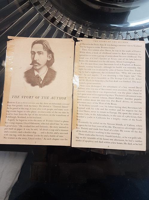 Robert Louis Stevensons rule