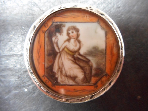 Emma Hamilton patch box