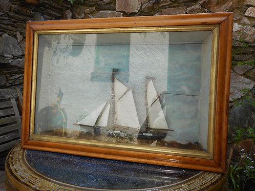 Diorama of Clulow