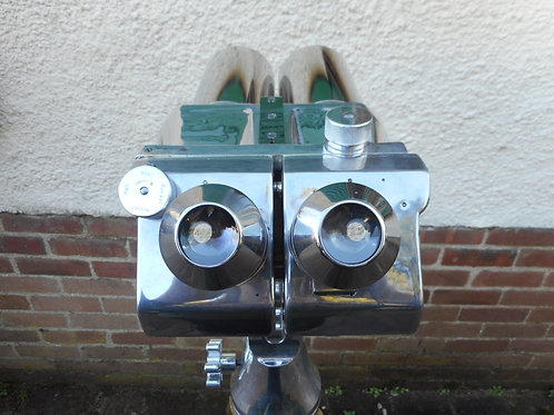 German anti aircraft binoculars
