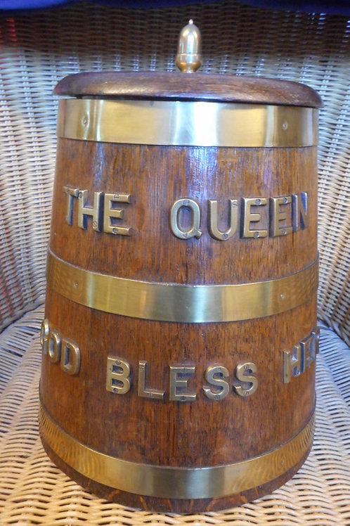 Ice-bucket Rum barrel