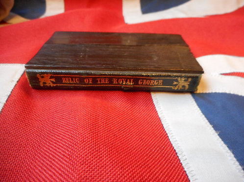 Book HMS Royal George (relic)