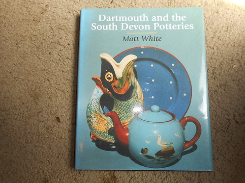 Book - Dartmouth Pottery history