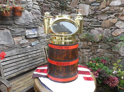 Ships 'Onion' binnacle - Clara May