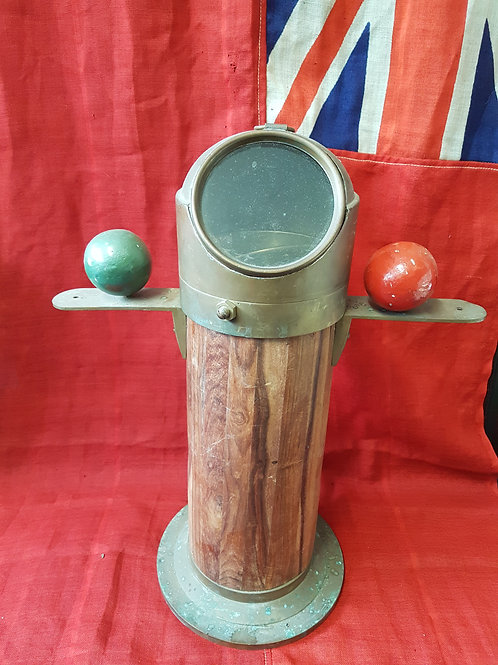 Miniature binnacle