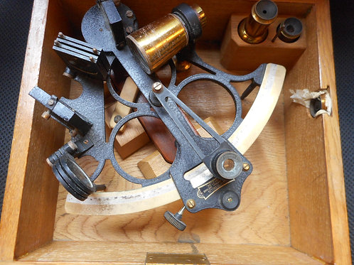 Hezzanith micrometer endless tangent sextant