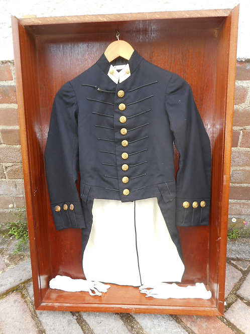 1887 Midshipmans' uniform