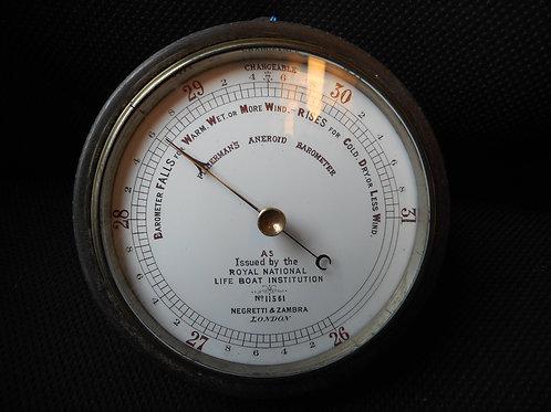 R.N.L.I barometer