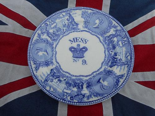 Mess Plate No. 9