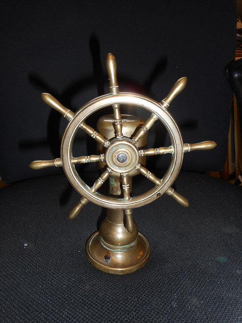 1900's brass cigar cutter