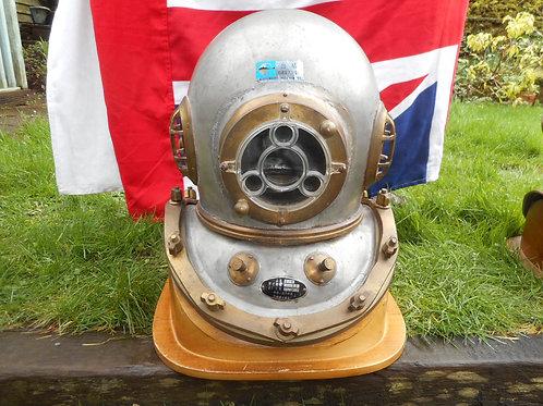 Chinese 12 bolt diving helmet