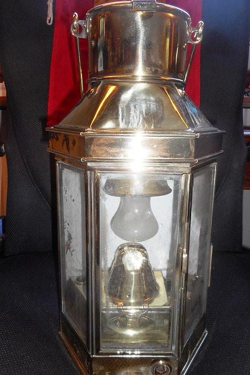 Eli Griffiths passageway lantern